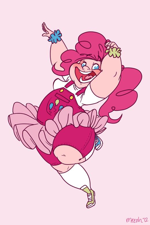 Pinkie Pie by meeoh