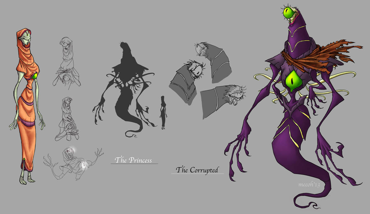 Character Design Villain : Character design cosmic ray villain by suriguri on