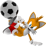Tails Soccer!