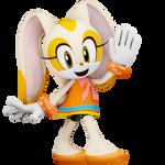 Cream's Gymnastics Outfit.