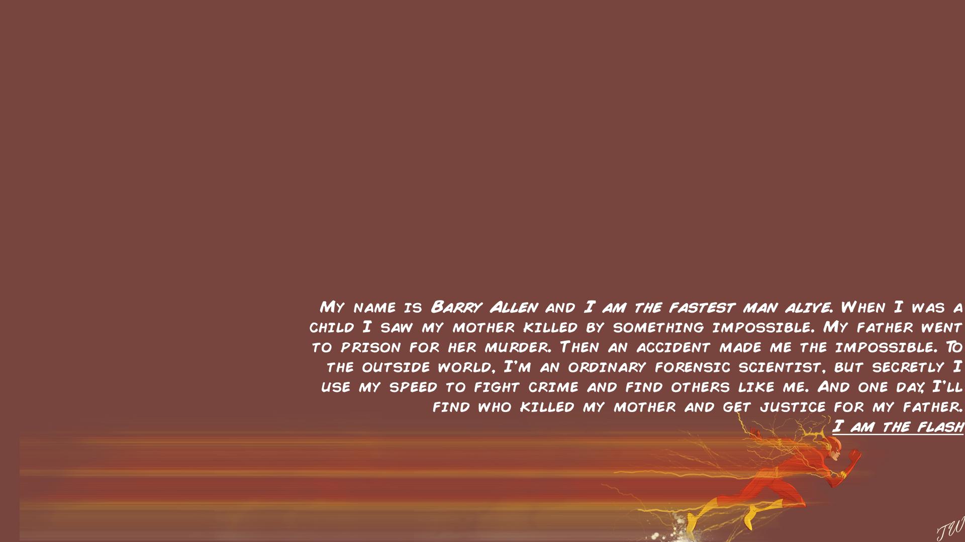 marvel flash quotes