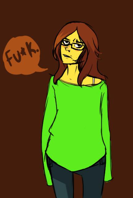 Teenage Angst by kikichow