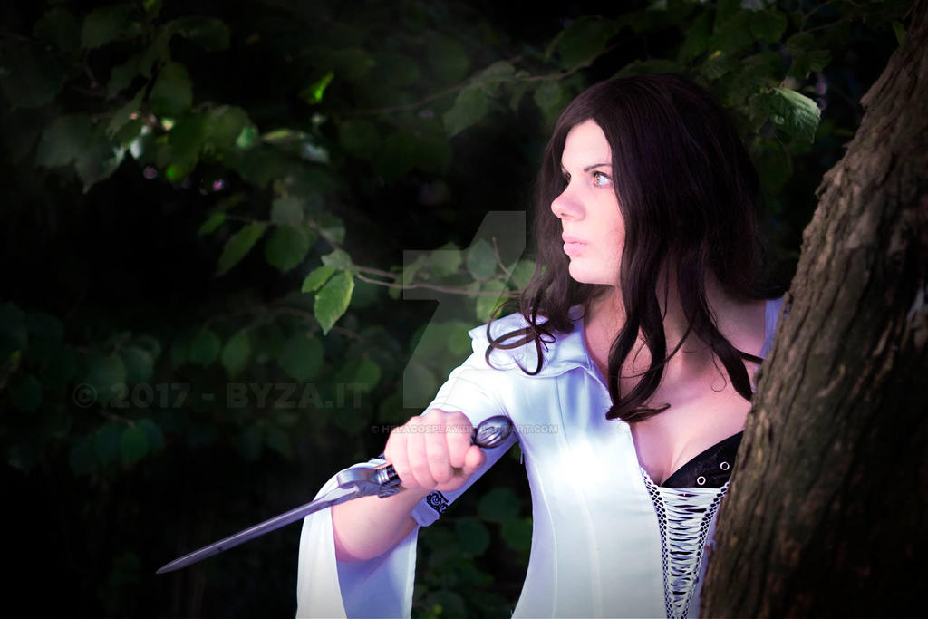Kahlan Amnell - Mother Confessor - by HelaCosplay