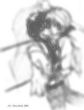 Gravitating Kiss