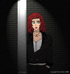 Arashi under Street Light
