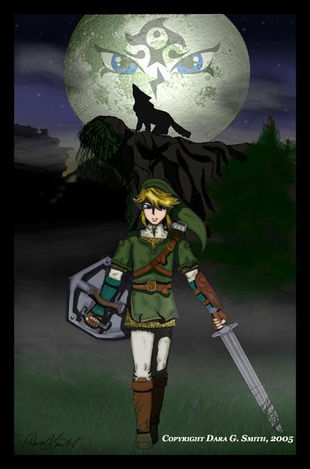 The Hero is Ready-Zelda fanart