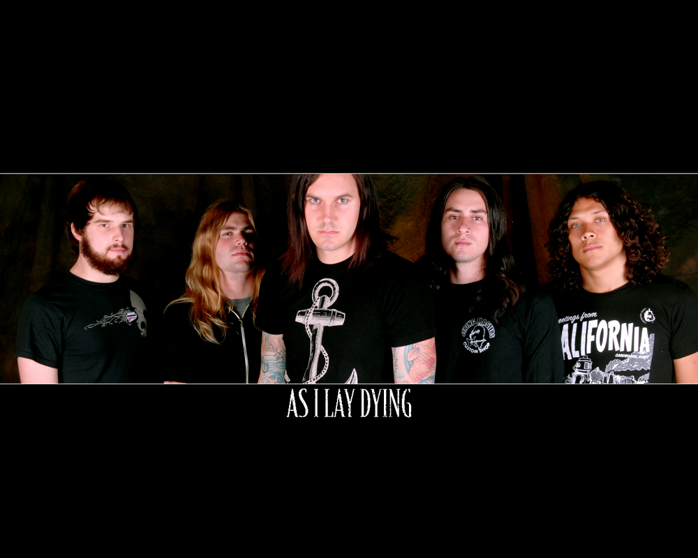 As I Lay Dying Wallpaper by ~Code2Master on deviantART