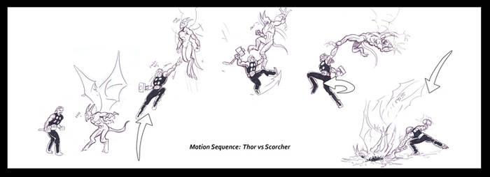 Scorcher Sequence