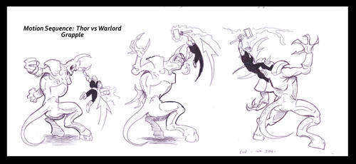 Warlord Sequence