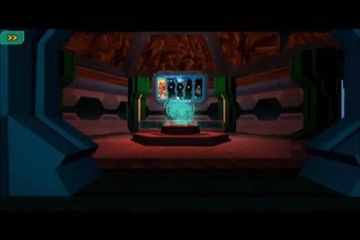 NTek Cental Console:  intro screen 2