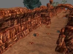 Copper Canyon Enviroment tiles