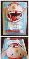Dentistry Graduating Class cak