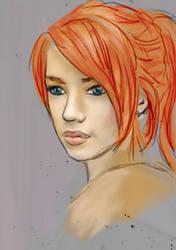 Fainne McFarson by twilightbitch