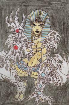 Witchblade Egypt