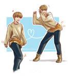 Dancing TaeTae