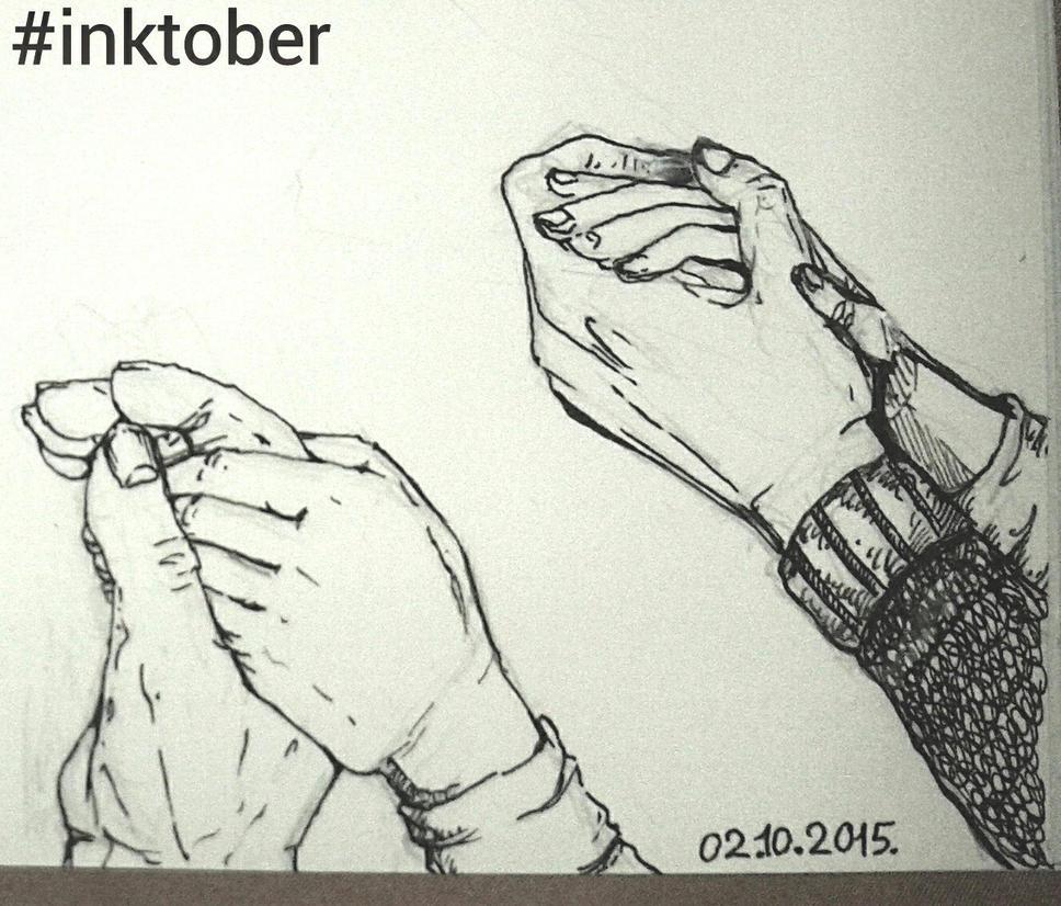 wip praying hands by Veloxirunner