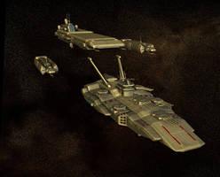 Strike Force by Halfbakedone