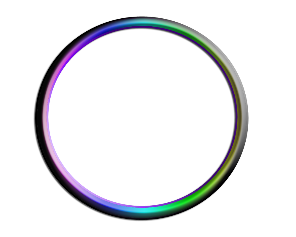 Rainbow Circulo By DellANovia On DeviantArt