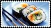 Sushi Stamp by Scott347scott