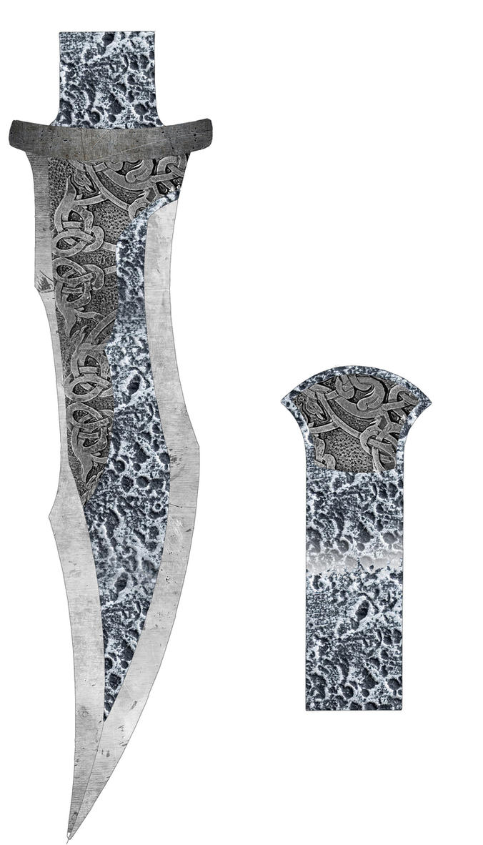 Knive 1 by vladrozgozo