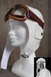 amelia aviator hat