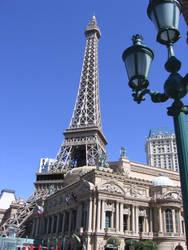 Paris, Las Vegas by DazzledByNorrington