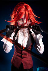 Grell: tasty record by Odango-datte