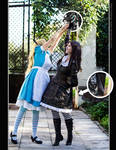 Alice and...Alice