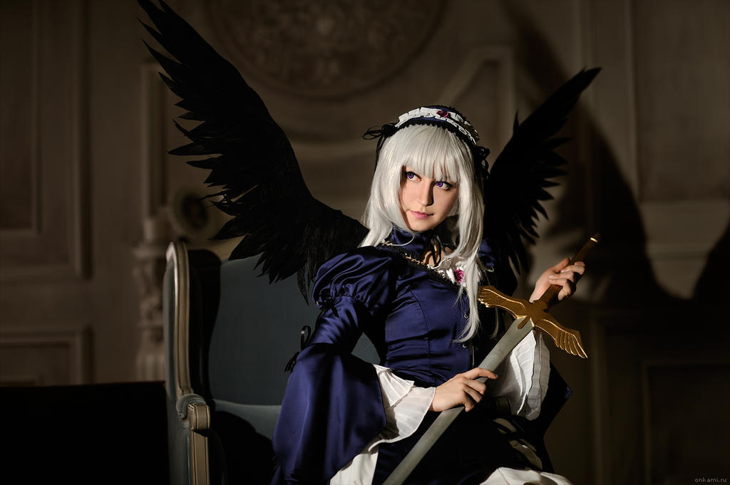 Suigintou is watching you by Odango-datte