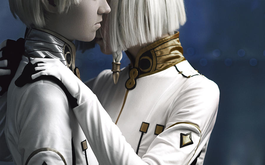 LAST EXILE. affecting by Odango-datte