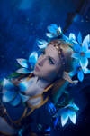 Silent Princess of Breath of the Wild