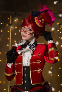 Grell in Circus: your fair lady