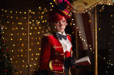 Grell in Circus: whos next in the list