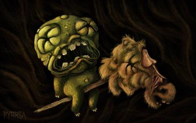 The Binding of Isaac: Pestilence