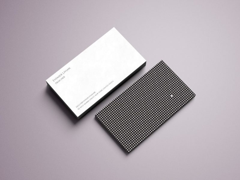 Free clean business card template by freebiedesign on deviantart free clean business card template by freebiedesign colourmoves