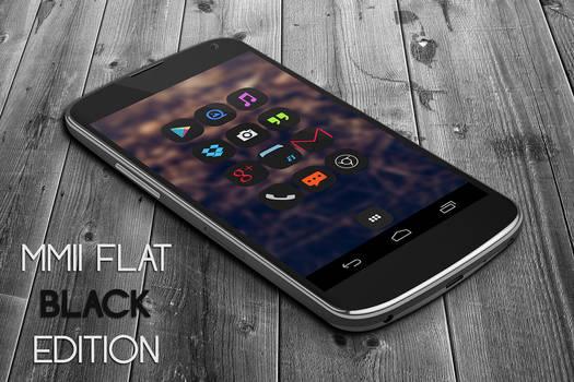 MMII FLAT BLACK EDITION