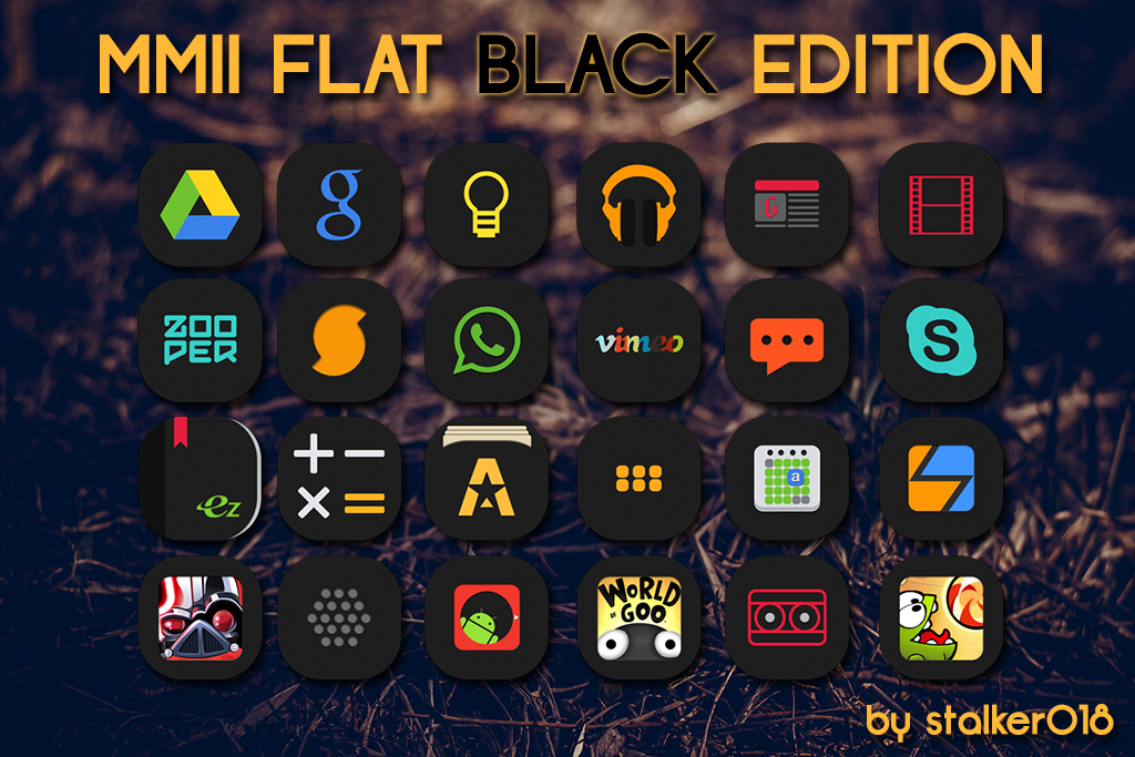 MMII FLAT BLACK EDITION by stalker018