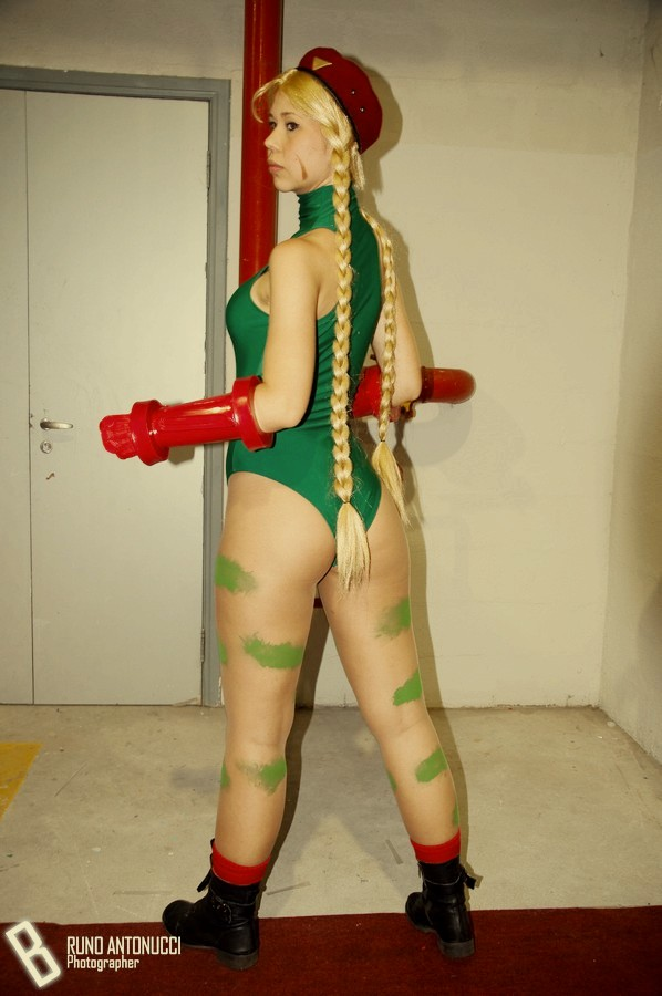 Cammy 03 by MariRainha