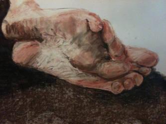 Feet by GlenRandom
