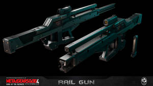 Porting: MGS 4 - Rail Gun