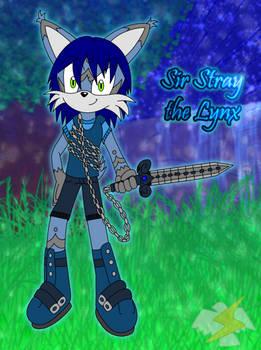 Stray the Lynx