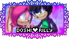 .:Doshi X Rilly Stamp:. by ArianatheEchidna