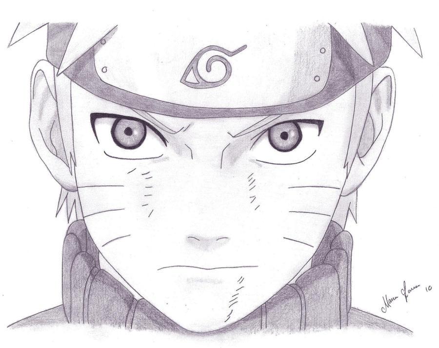 Fan Art - 10 Imagens impressionantes do Naruto