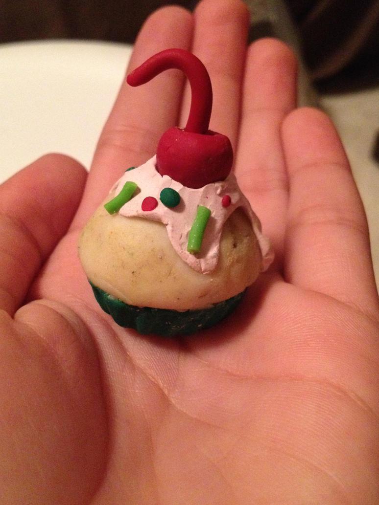 Cherry Cupcake by KatnipKat