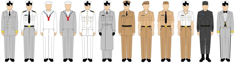 Confederate Navy Uniform 106