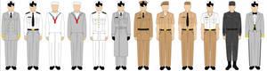 Confederate States Navy Uniform