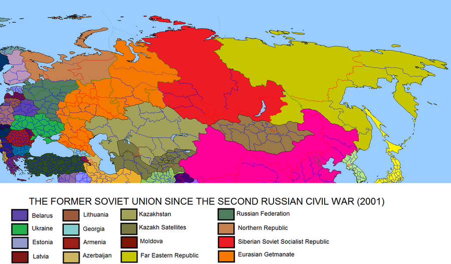 a historical overview of the radical reforms of the russian government after the breakup of the ussr