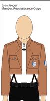 Shingeki No Kyojin: Uniform