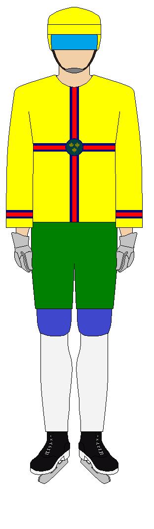 Vinlandic Hockey Uniform by kyuzoaoi
