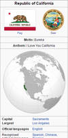 California Infobox